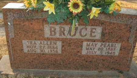 BRUCE, IRA ALLEN - Boone County, Arkansas | IRA ALLEN BRUCE - Arkansas Gravestone Photos