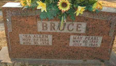 BRUCE, MAY PEARL - Boone County, Arkansas | MAY PEARL BRUCE - Arkansas Gravestone Photos