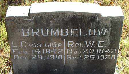 BRUMBELOW, L. C. - Boone County, Arkansas | L. C. BRUMBELOW - Arkansas Gravestone Photos