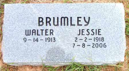 BRUMLEY, JESSIE - Boone County, Arkansas | JESSIE BRUMLEY - Arkansas Gravestone Photos