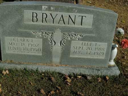 BRYANT, CLARA L. - Boone County, Arkansas | CLARA L. BRYANT - Arkansas Gravestone Photos