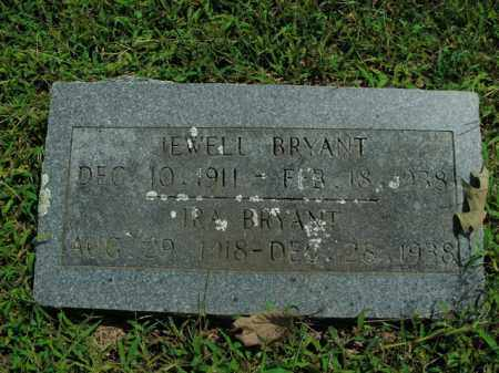 BRYANT, JEWELL - Boone County, Arkansas | JEWELL BRYANT - Arkansas Gravestone Photos