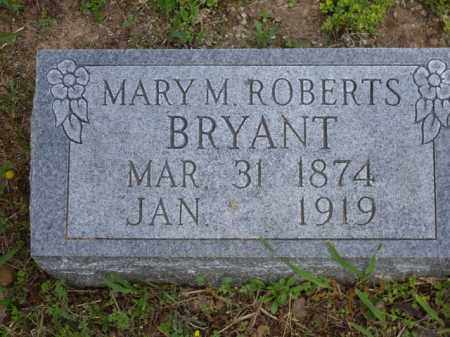 BRYANT, MARY M. - Boone County, Arkansas | MARY M. BRYANT - Arkansas Gravestone Photos