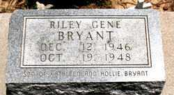 BRYANT, RILEY GENE - Boone County, Arkansas | RILEY GENE BRYANT - Arkansas Gravestone Photos