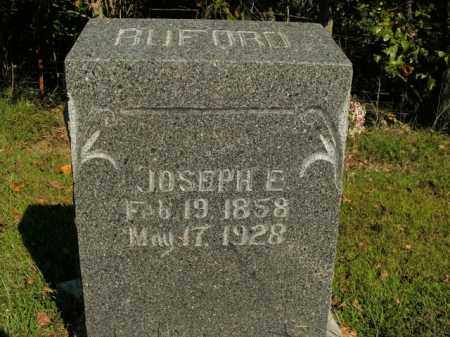 BUFORD, JOSEPH E. - Boone County, Arkansas | JOSEPH E. BUFORD - Arkansas Gravestone Photos