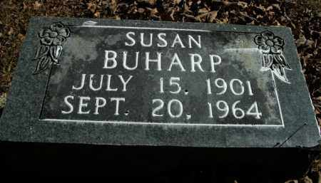 BUHARP, SUSAN - Boone County, Arkansas | SUSAN BUHARP - Arkansas Gravestone Photos