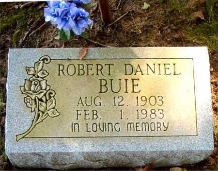 BUIE, ROBERT DANIEL - Boone County, Arkansas | ROBERT DANIEL BUIE - Arkansas Gravestone Photos