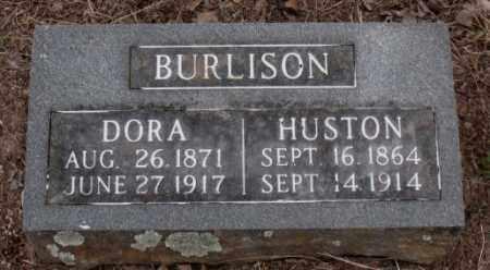 BURLISON, HUSTON - Boone County, Arkansas | HUSTON BURLISON - Arkansas Gravestone Photos