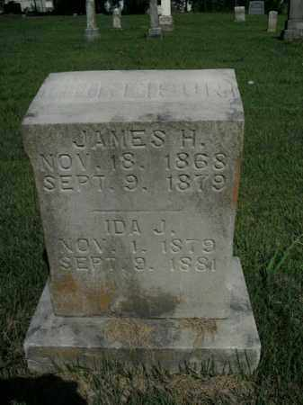 BURLISON, JAMES H. - Boone County, Arkansas | JAMES H. BURLISON - Arkansas Gravestone Photos