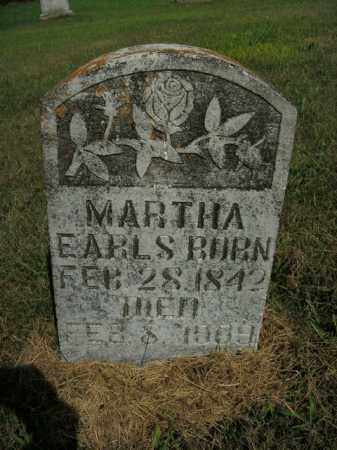 BURN, MARTHA - Boone County, Arkansas | MARTHA BURN - Arkansas Gravestone Photos