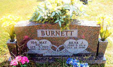 BELL BURNETT, IDA MAY - Boone County, Arkansas | IDA MAY BELL BURNETT - Arkansas Gravestone Photos