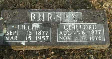 BURNEY, GUILFORD - Boone County, Arkansas | GUILFORD BURNEY - Arkansas Gravestone Photos