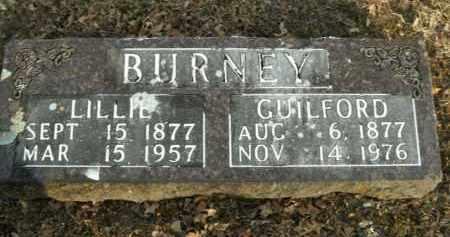 BURNEY, LILLIE SNOW - Boone County, Arkansas | LILLIE SNOW BURNEY - Arkansas Gravestone Photos