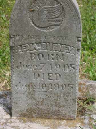 BURNEY, LENA - Boone County, Arkansas | LENA BURNEY - Arkansas Gravestone Photos