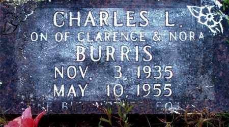 BURRIS, CHARLES  L. - Boone County, Arkansas | CHARLES  L. BURRIS - Arkansas Gravestone Photos