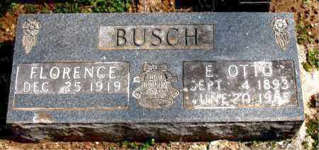 BUSCH, EARNEST  OTTO - Boone County, Arkansas | EARNEST  OTTO BUSCH - Arkansas Gravestone Photos