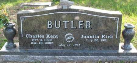 BUTLER, CHARLES KENT - Boone County, Arkansas | CHARLES KENT BUTLER - Arkansas Gravestone Photos