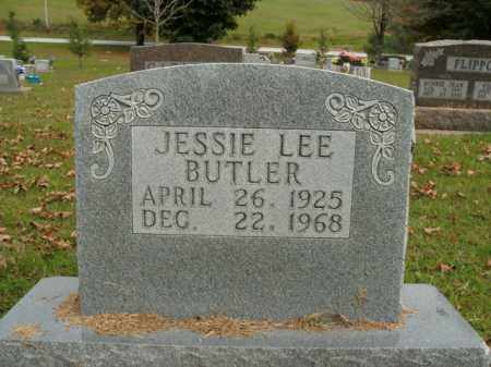 BUTLER, JESSIE LEE - Boone County, Arkansas | JESSIE LEE BUTLER - Arkansas Gravestone Photos