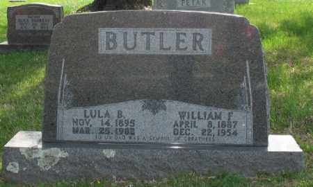 BUTLER, WILLIAM FLOYD - Boone County, Arkansas | WILLIAM FLOYD BUTLER - Arkansas Gravestone Photos