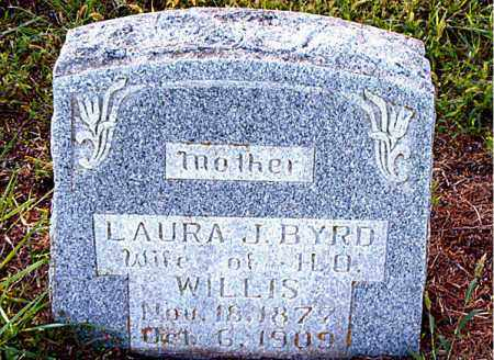 BYRD, LAURA J. - Boone County, Arkansas | LAURA J. BYRD - Arkansas Gravestone Photos