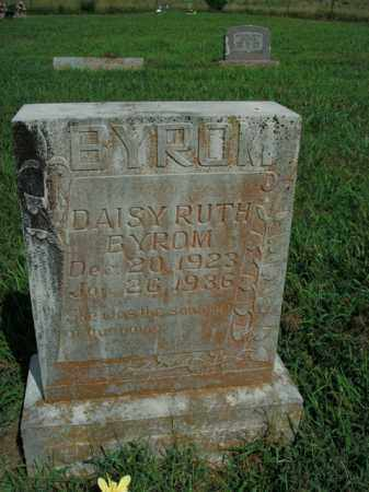 BYROM, DAISY RUTH - Boone County, Arkansas | DAISY RUTH BYROM - Arkansas Gravestone Photos