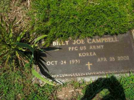 CAMPBELL  (VETERAN KOR), BILLY JOE - Boone County, Arkansas | BILLY JOE CAMPBELL  (VETERAN KOR) - Arkansas Gravestone Photos