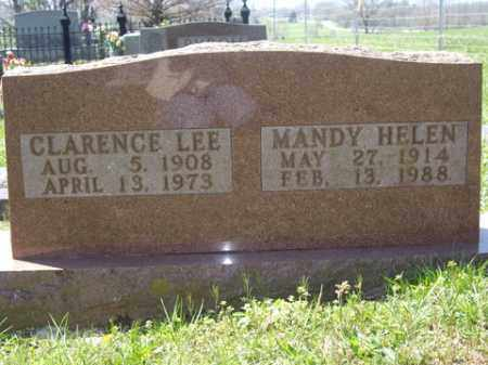 CAMPBELL, MANDY HELEN - Boone County, Arkansas | MANDY HELEN CAMPBELL - Arkansas Gravestone Photos