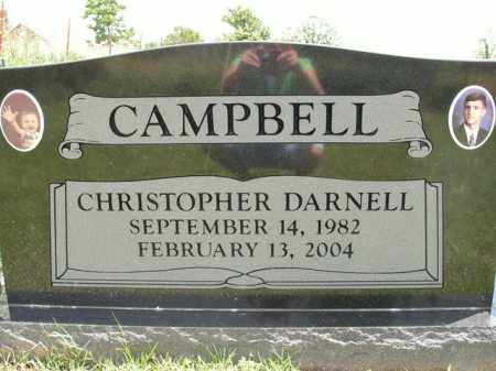 CAMPBELL, CHRISTOPHER DARNELL - Boone County, Arkansas | CHRISTOPHER DARNELL CAMPBELL - Arkansas Gravestone Photos