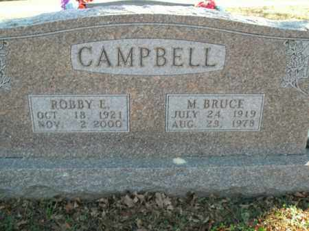 CAMPBELL, ROBBY E. - Boone County, Arkansas | ROBBY E. CAMPBELL - Arkansas Gravestone Photos