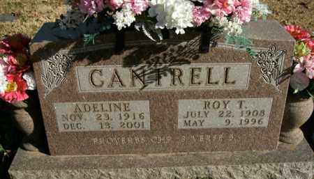 CANTRELL, ROY TIPTON - Boone County, Arkansas | ROY TIPTON CANTRELL - Arkansas Gravestone Photos