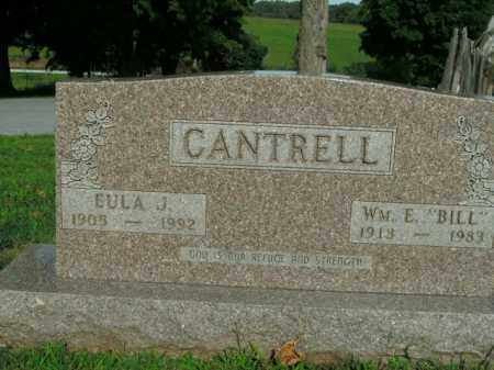 CANTRELL, WILLIAM E. - Boone County, Arkansas | WILLIAM E. CANTRELL - Arkansas Gravestone Photos