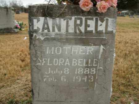 CANTRELL, FLORA BELLE - Boone County, Arkansas | FLORA BELLE CANTRELL - Arkansas Gravestone Photos