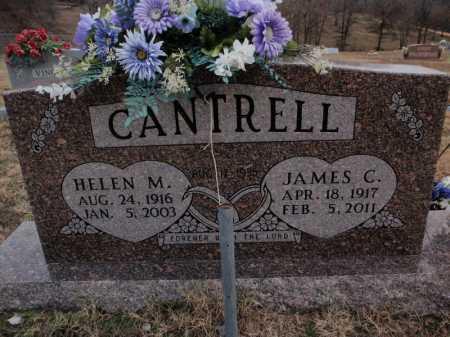 CANTRELL, HELEN M. - Boone County, Arkansas | HELEN M. CANTRELL - Arkansas Gravestone Photos
