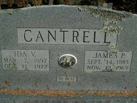 CANTRELL, JAMES P. - Boone County, Arkansas | JAMES P. CANTRELL - Arkansas Gravestone Photos