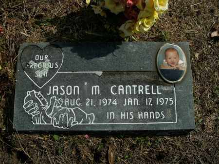 CANTRELL, JASON M. - Boone County, Arkansas | JASON M. CANTRELL - Arkansas Gravestone Photos