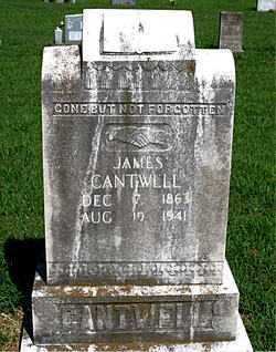 CANTWELL, JAMES - Boone County, Arkansas | JAMES CANTWELL - Arkansas Gravestone Photos