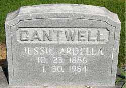 CANTWELL, JESSIE ARDELLA - Boone County, Arkansas | JESSIE ARDELLA CANTWELL - Arkansas Gravestone Photos