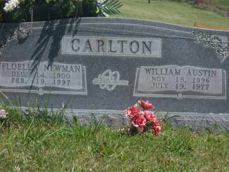 CARLTON, FLOELLA - Boone County, Arkansas | FLOELLA CARLTON - Arkansas Gravestone Photos