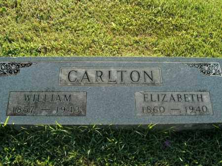 CARLTON, WILLIAM - Boone County, Arkansas | WILLIAM CARLTON - Arkansas Gravestone Photos