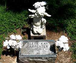 CARPENTER, ALETA KAY - Boone County, Arkansas | ALETA KAY CARPENTER - Arkansas Gravestone Photos