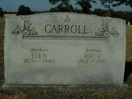 CARROLL, ELLA - Boone County, Arkansas | ELLA CARROLL - Arkansas Gravestone Photos