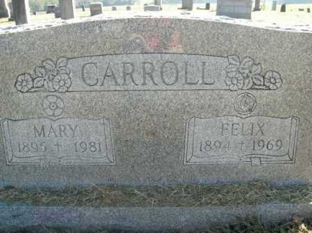 CARROLL, MARY - Boone County, Arkansas | MARY CARROLL - Arkansas Gravestone Photos