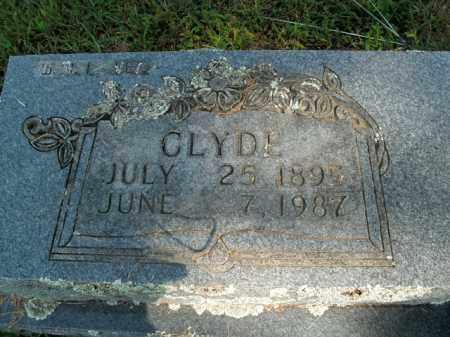 CARTER, CLYDE - Boone County, Arkansas | CLYDE CARTER - Arkansas Gravestone Photos