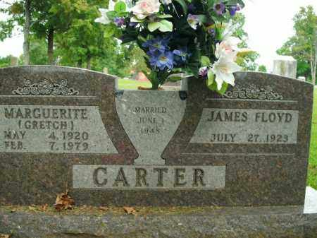 CARTER, MARGUERITE - Boone County, Arkansas | MARGUERITE CARTER - Arkansas Gravestone Photos
