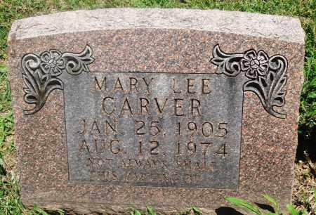 CARVER, MARY LEE - Boone County, Arkansas | MARY LEE CARVER - Arkansas Gravestone Photos