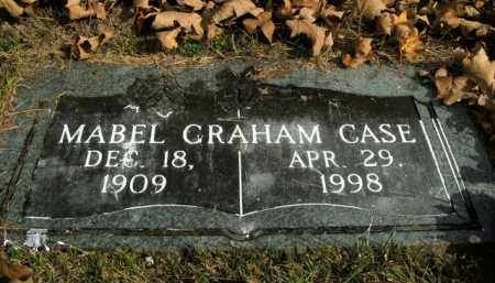 CASE, MABEL - Boone County, Arkansas | MABEL CASE - Arkansas Gravestone Photos