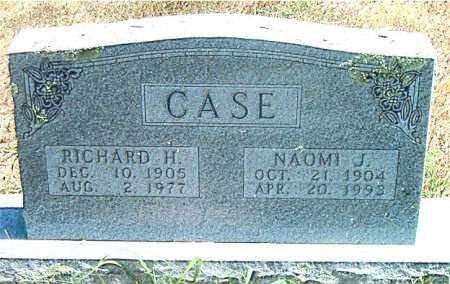 CASE, RICHARD  H. - Boone County, Arkansas | RICHARD  H. CASE - Arkansas Gravestone Photos