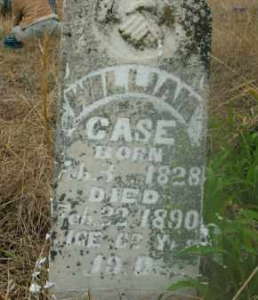 CASE, WILLIAM - Boone County, Arkansas | WILLIAM CASE - Arkansas Gravestone Photos