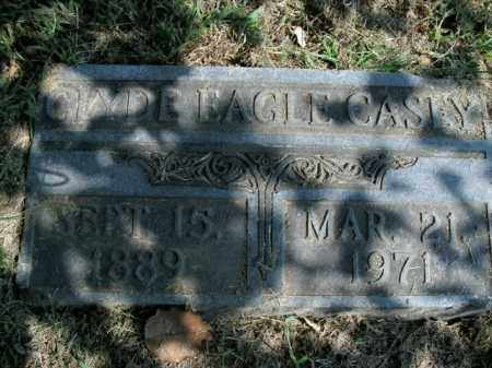 CASEY, CLYDE EAGLE - Boone County, Arkansas | CLYDE EAGLE CASEY - Arkansas Gravestone Photos