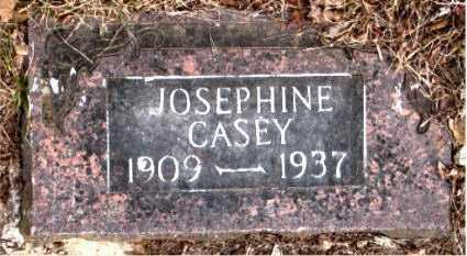 CASEY, JOSEPHINE - Boone County, Arkansas | JOSEPHINE CASEY - Arkansas Gravestone Photos